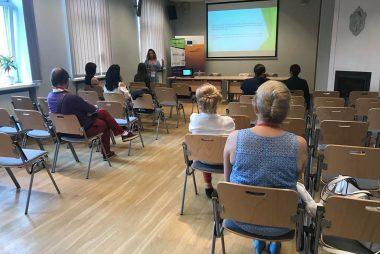 Get 'International' on ECLSS Conferences