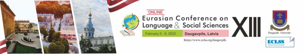 ECLSS International Conference, Daugavpils, Latvia Logo